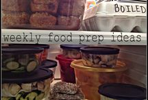 Food: Prep & Tips