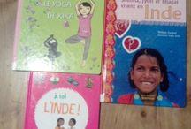 L'Inde / Nos activités et ressources pour nos voyages virtuelles autour du monde !
