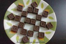 Chocolates / Learn how to make homemade chocolates