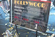 Old Hollywood Birthday