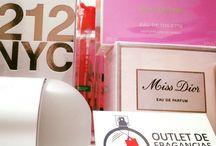 Perfumes de Dama / Los perfumes de dama más vendidos