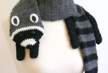 Hobbies - Crochet - Scarves