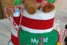 Pannolini - Tema natalizio