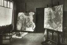 Famous Art Studios