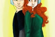 Eleanor and park/John green feels  / by Asiram Ótham