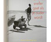 Boeken, publicaties over ouder zijn/worden