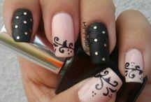 Nails / Colorful nail
