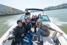 speed boat ride