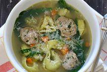 Soups & Salads / by Jacquline East Mit