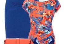 coral blusa