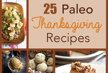 Clean eating thanksgiving recipes / by Lindsey Nunley