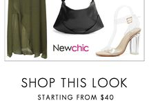 Polyvore Find / Find your inspiration from Newchic  Polyvore: @lovenewchic