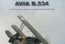 Avia B-534 & Bk-534