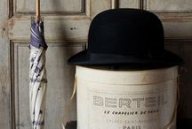 Bowler Hat With Tin