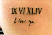 Tattoos .. .