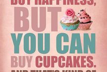 Bake Sale - if we are what we eat, then I am awfully sweet!