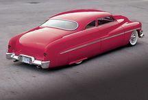 Mercury Coupe 1950s