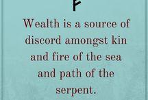 Rune poems