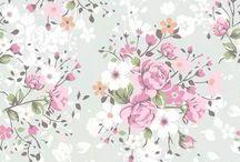 Virágos hátterek