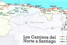 Camino: Maps