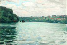 Albert Marquet - Impressionismo,fauves,ritorno alla tradizione