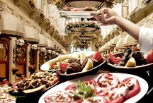 Turkish Cuisine / Turkey is Home to delicacies. From delicious home-cooked food to street eats, there is something that can satisfy everyone.
