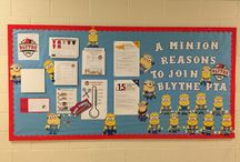 Bulletin Board Ideas / by Brandy Godush-Cox