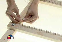 Como hacer un telar