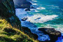 Ierland en Schotland