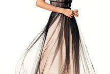 Вечерние платья,фатин
