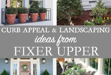 Everything HGTV's Fixer Upper / All about Fixer Upper & how to get the Fixer Upper Style! From shiplap mania to Joanna's favorite home makeovers & tips! See the Magnolia Home paint collection and take a peek behind the scenes of the show.