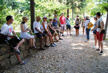 Walking Tours / Even if you have never visited Athens, there is always time to visit this interesting city and take an Athens walking tour.  Enjoy walking tours around Greece and in special cities such as #Athens and #Mykonos with Key Tours. http://goo.gl/REysSt
