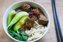 Nudeln Rezepte    Noodle Recipes / asian noodle, Chinese noodle, noodle homemade, easy noodle, noodle easy & healthy