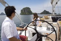 Sailing holidays / For your Sailing Holidays we give high Quality services and Special offers!