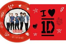NEW One Direction Party / NEW One Direction Party Supplies being launched this summer