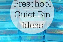 Busy Bags/Quiet Bins, etc. / by Linda Cardenas