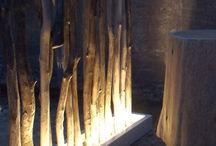 wooden decoration
