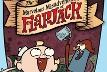 flapjack, courage...