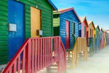 African Silhouette visits SA Beaches