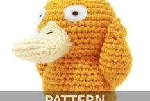 pokemon crochet/crafts
