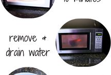 Cooking and kitchen hacks