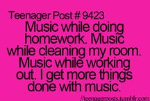 Music / Music is my life♡