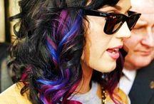 Hair Ideas / by Katie Newray
