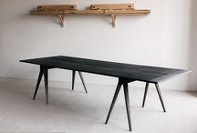 FURNITURE | tables + desks