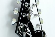 guitar room
