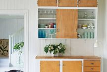 Keittiö / Kitchen inspiration