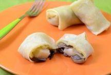 mangiare vegetariano / ricette di alimentazione vegetariana assolutamente salutare e buona con qualche dolcettino