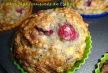 muffins pour tout les goûts