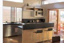 Woonverdieping keuken