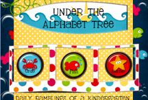 Kindergarten Stuff / by Brooke Cottingham